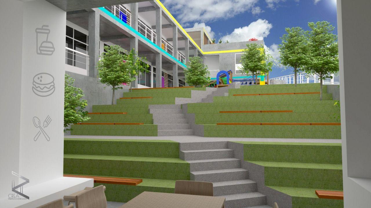 Nuevo campus escuela San Pablo Riobamba, educación básica